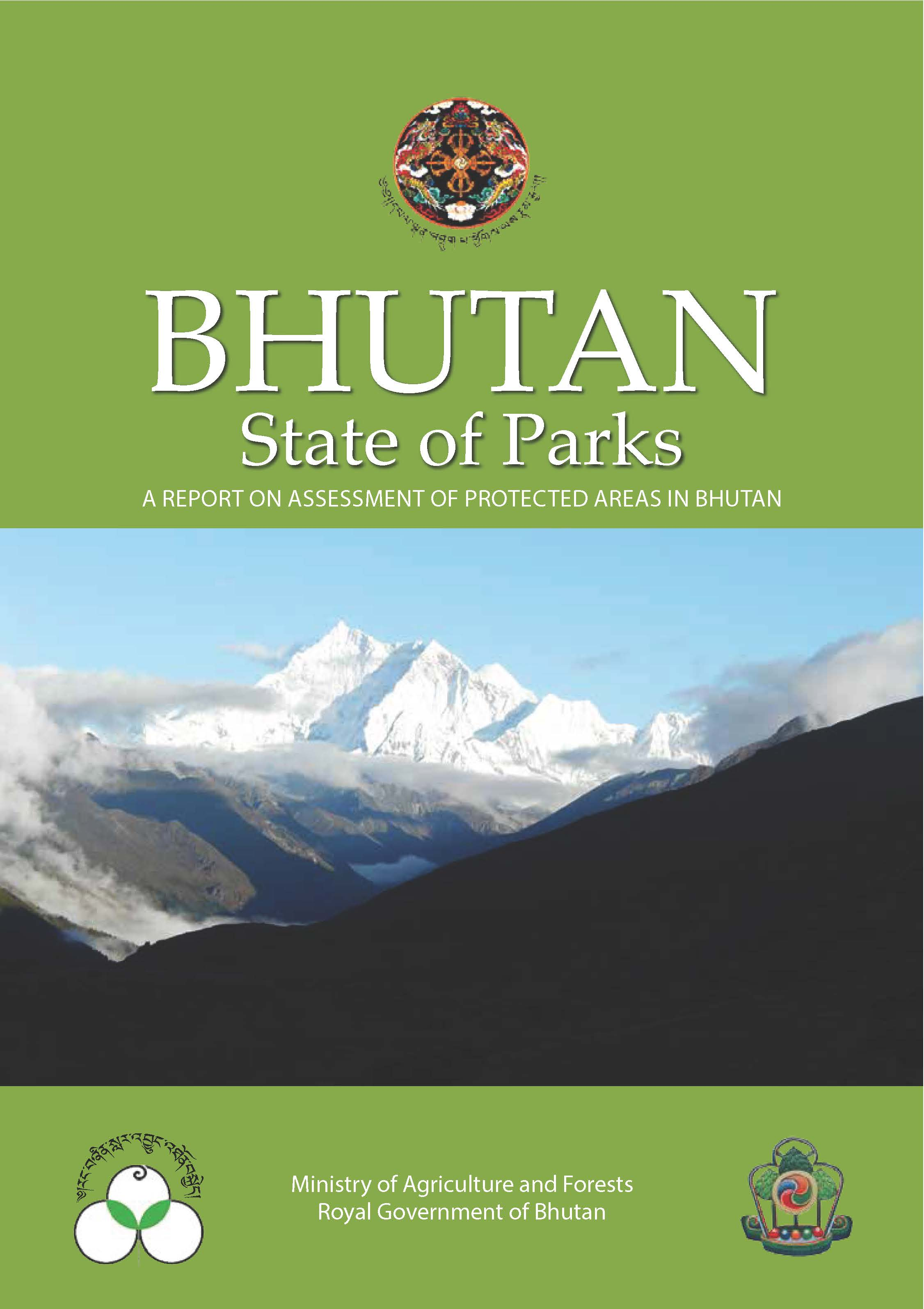 Bhutan State of the Parks