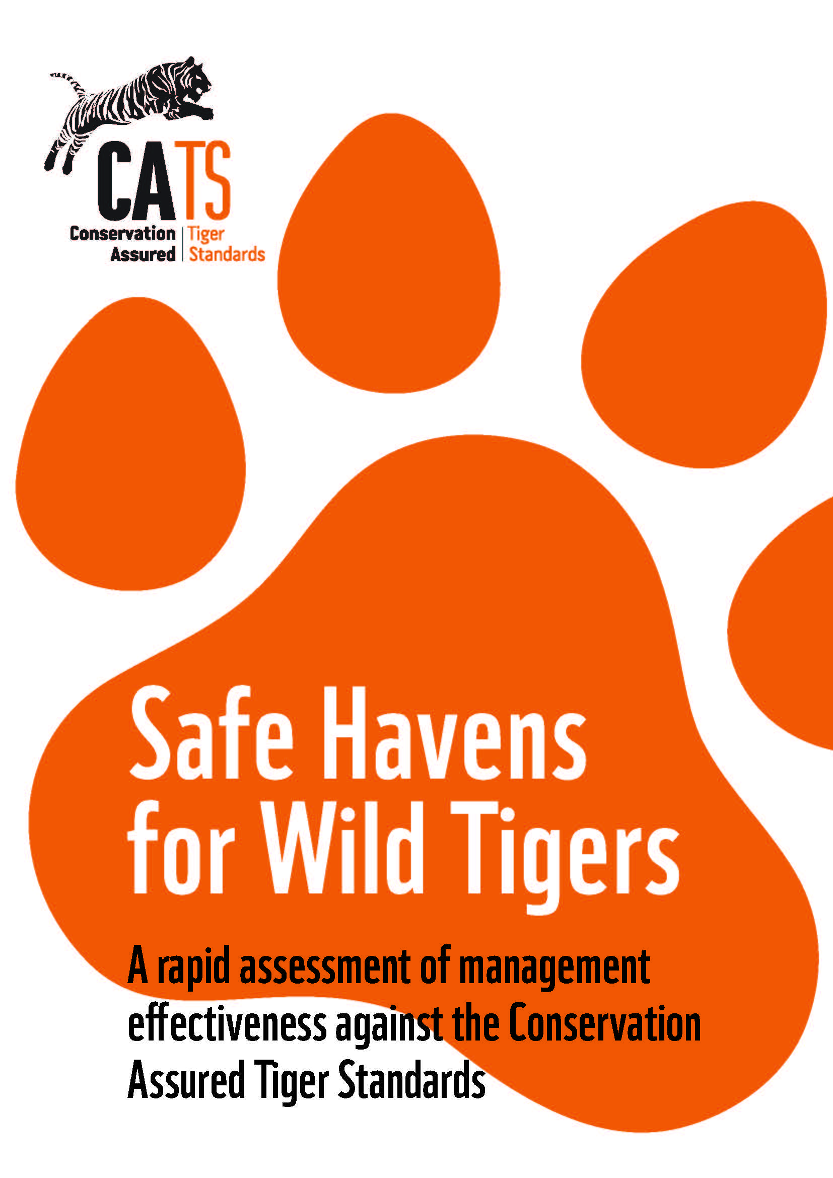 Tiger Conservation Areas assessment